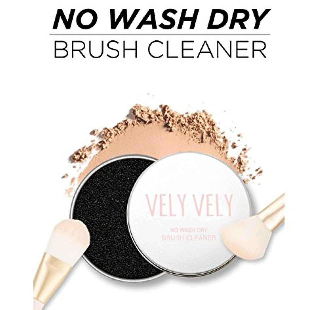 フラフープストロークビヨン[VELY VELY]韓国で大人気の製品?ノーウォッシュ?ドライ?ブラシクリーナー(No Wash Dry Brush Cleaner) [並行輸入品]