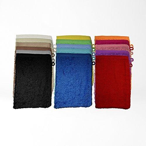 Set di Asciugamani - Tutte le dimensioni e i colori - 100% Cotone - Qualità 500 g/m²