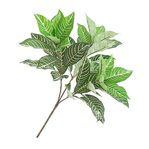 PETSOLA Künstliche Pflanzen Kunstpflanzen Zweig Zuhause Wohnzimmer Garten Dekor - Typ 1