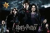 Harry Potter Broschur XL. Wandkalender 2020. Monatskalendarium. geheftet. Format 45 x 30 cm