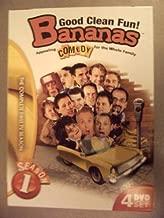 bananas comedy dvd