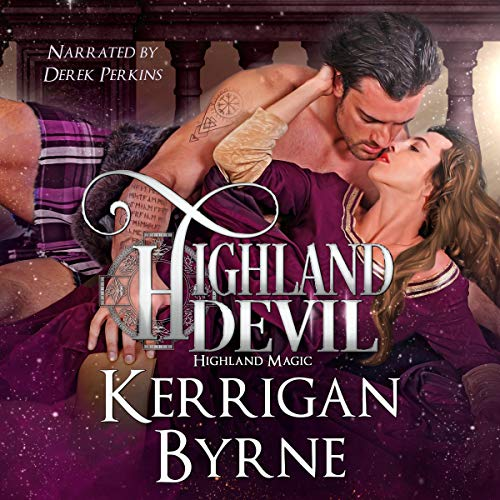 Highland Devil audiobook cover art