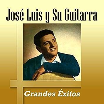José Luis y Su Guitarra - Grandes Éxitos