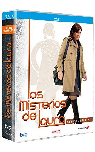 Los misterios de Laura (Serie Completa) [Blu-ray]