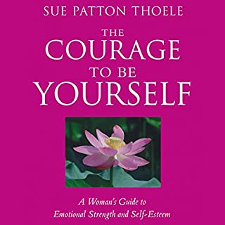 The Courage to Be Yourself audiobook cover art