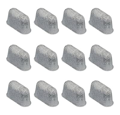 12-Pack of Cuisinart Compatible Replacement Charcoal Water Filters for Coffee Makers - Fits all Cuisinart Coffee Makers