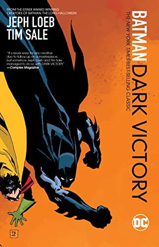 Batman: Dark Victory [Lingua Inglese]