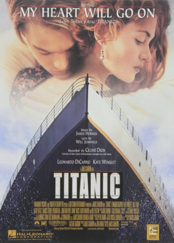 James Horner/Will Jennings: My Heart Will Go On - Love Theme From Titanic (Easy Piano). Für Klavier