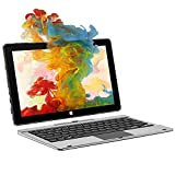 11.6' Windows 10 Tablet, Jumper EZpad 6 Pro PC Tablet with Keyboard Full HD Touch Screen 2 in 1 Laptop with 6GB RAM 64GB Emmc Supports 128GB TF-Card …