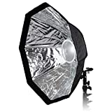"Fotodiox EZ-Pro Flash Softbox K60 24"" (60 cm) Octagon for Nikon, Canon, Vivitar"