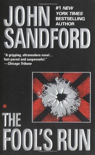 By John Sandford The Fool's Run (Kidd) (Reprint) [Mass Market Paperback]