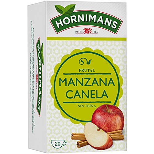 Hornimans Manzana Canela 20 bolsitas