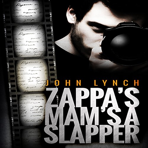 Zappa's Mam's a Slapper audiobook cover art