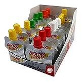 Dextro Energy Liquid Gel 18 x 60ml Mix-Pack | 3 Beutel von 6 Sorten | originalverschweißt |...