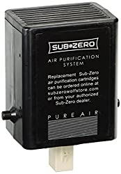 Authentic Sub-Zero Factory Certified Microbiological Purification System Compatible with All Sub-Zero Models That Use Air Purification Part Number 7007067 Freshness That Lasts Air Purification Lamp Contains Mercury