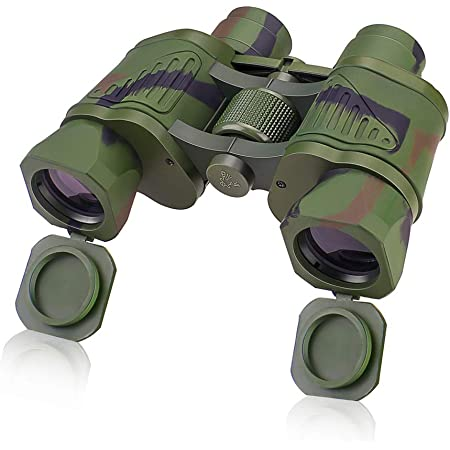 Folding Durable HD Binoculars with Easy Focus Knob /&Texture Grip Binoculars 10X42 with Low Light Vision Travelling,Adventure Concerts,and Sports Watching Professional Compact Binoculars for Hunting