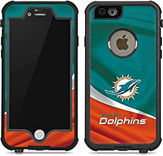 Skinit Waterproof Phone Case for iPhone 6/6s - Officially Licensed NFL Miami Flag Design Design