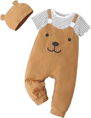 Infantile bébé Fille vêtements à Manches Longues Barboteuses Combinaison à Volants Body Fleur Pantalon Tenues avec Ba...