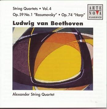 Beethoven: String Quartets Vol. 4
