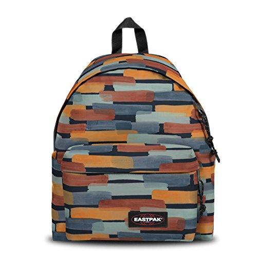 Eastpak Padded Pak'R, Zaino Casual Unisex – Adulto, Multicolore (Sand Marker), 24 liters, Taglia Unica (30 x 18 X 40 cm)