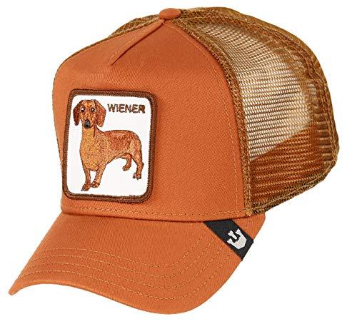 Goorin Bros. Trucker Cap - Wiener Dawg/Hund - Rust - One-Size