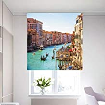 3D Roller Curtain Italia Venice 150 * 200 cm, Hks0020, Multi Color, Mixed Material