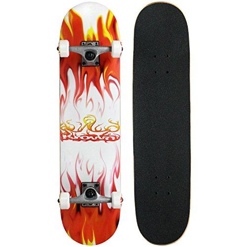 Krown Rookie Skateboard for Kids