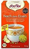 Yogi Tee, Nach dem Essen Tee, Digestiv-Tee Ayurvedische Teemischung, Biotee, lecker, wärmend &...