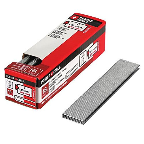 Porter Cable PNS18100-1 1.000 Z-hler 1 in. Schmale Krone Staples