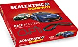 Scalextric-C10258S500 Race Masters, color rojo, Talla Única (Scale Competition Xtreme C10258S500)