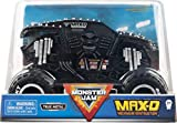 Monster Jam, Official Max-D Monster Truck, Collector Die-Cast Vehicle, 1:24 Scale
