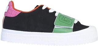 GCDS Luxury Fashion Womens FW20W01001602 Black Sneakers | Fall Winter 19