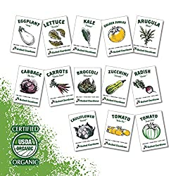 garden seeds for victory gardens picture of different vegetable seed packs on a white background