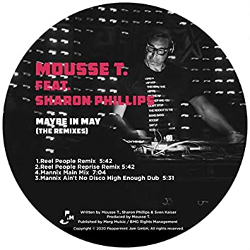 Maybe in May (The Remixes)