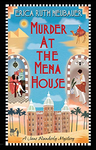 Image of Murder at the Mena House (A Jane Wunderly Mystery)