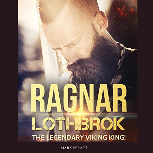 Ragnar Lothbrok audiobook cover art