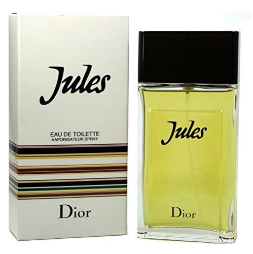 JULES BY CHRISTIAN DIOR FOR MEN 3.4 OZ EAU DE TOILETTE SPRAY