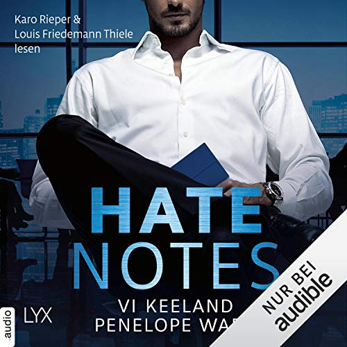Hate Notes (German edition) cover art
