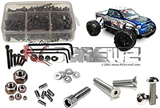 RCR014 - Redcat Racing Rampage XT 1/5th Stainless Steel Screw Kit