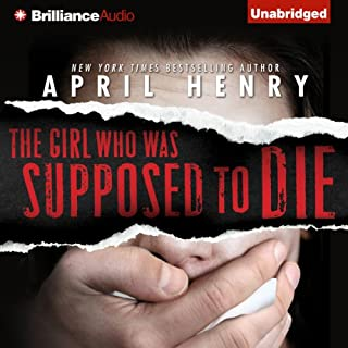 The Girl Who Was Supposed to Die cover art