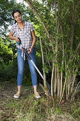 GARDENA(ガルデナ)SlimCut枝切り剪定ばさみ~繁茂した茂みや低木を間引くためのバイパス型枝切りばさみ12010-20
