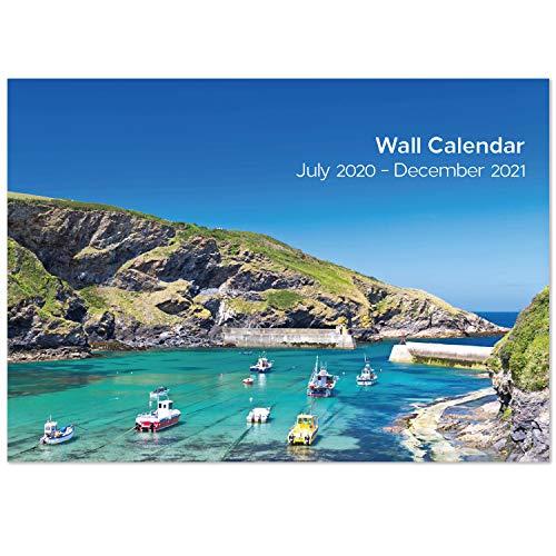 2020 2021 Wall Calendar - Month ...
