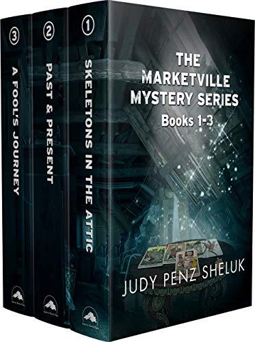 The Marketville Mystery Series: Books 1-3 (A Marketville Mystery) by [Judy Penz Sheluk]