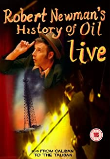 Rob Newman - History Of Oil