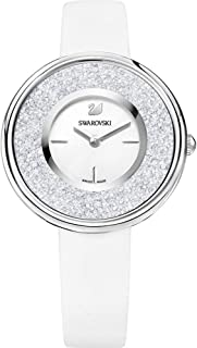 Swarovski Crystalline Pure White Ladies Watch 5275046