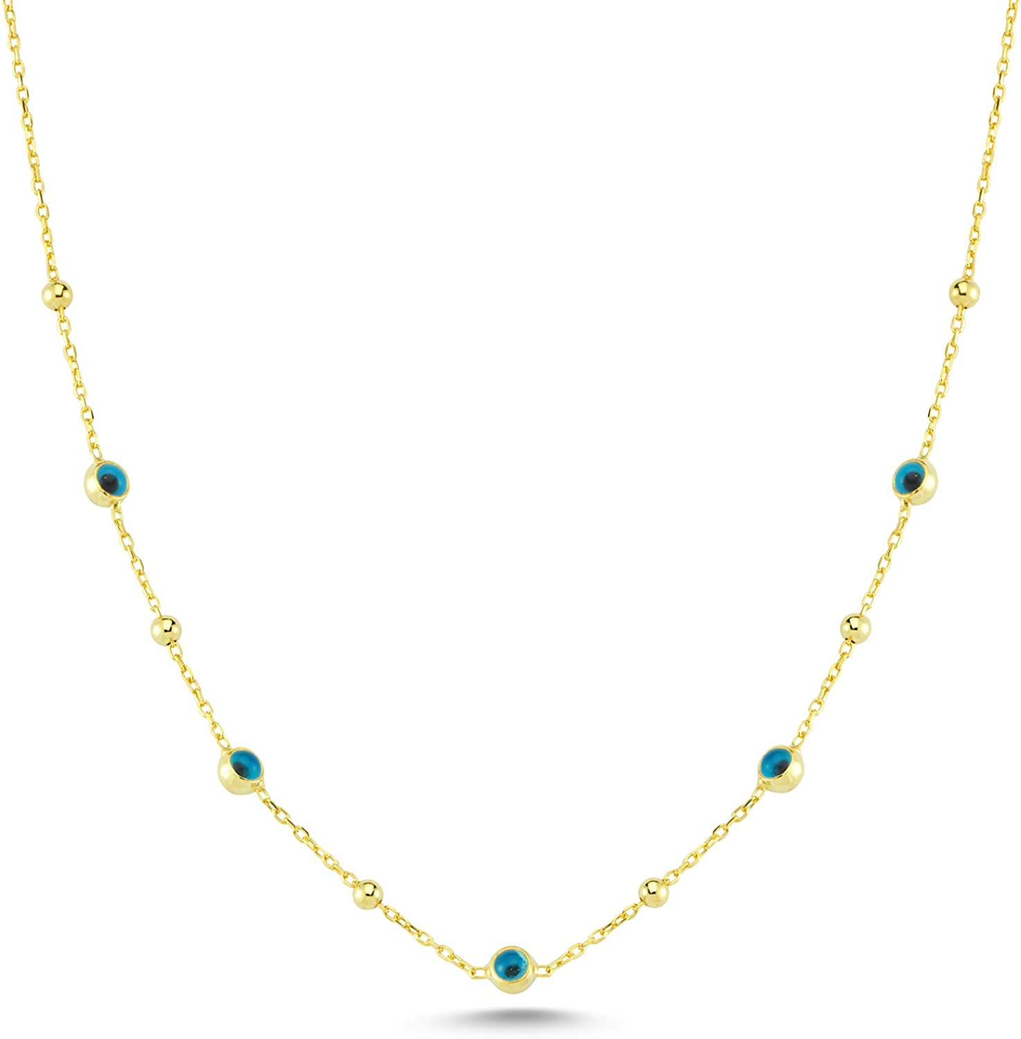 925 2021 Sterling Silver Chain Chicago Mall for Gold Women Chains Plated 14K