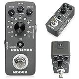 MOOER / MICRO DRUMMER ムーアー 超小型ドラムマシン