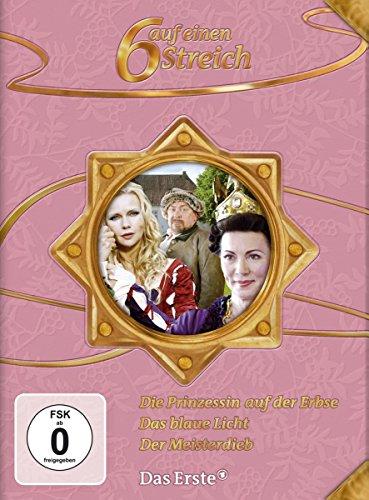 Sechs auf einen Streich - Märchenbox, Vol. 6 (3 DVDs)