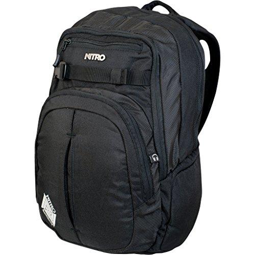 Nitro Bag, CHASE Rucksack, 51 cm, 35 L, Black