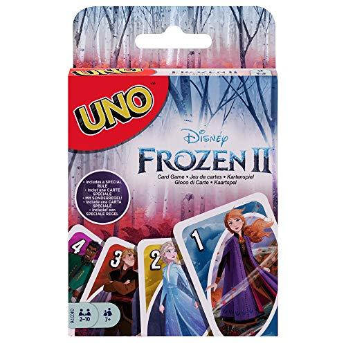 Mattel Games GKD76 - UNO Frozen II